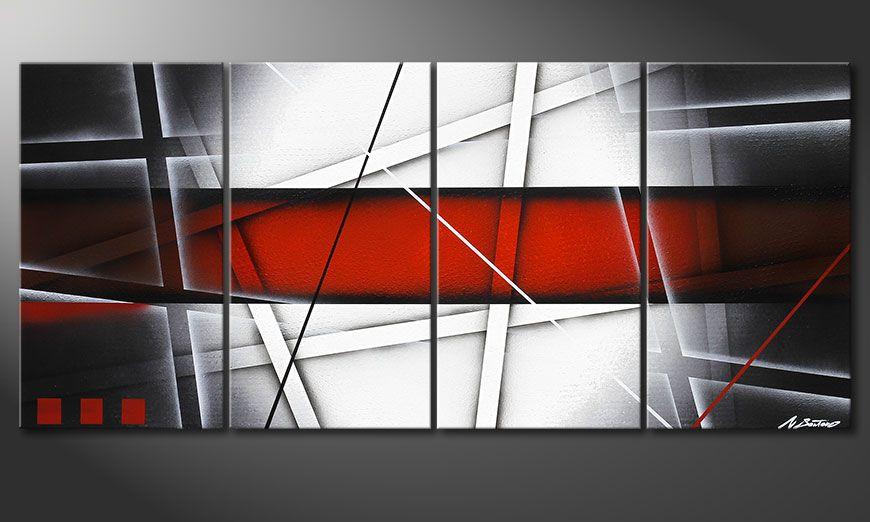 Painting Focus on Essentials 160x70x2cm