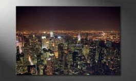 Art print<br>'Big Apple'