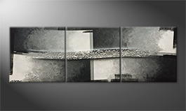 Our wall-art 'Icy Breeze' 210x70cm
