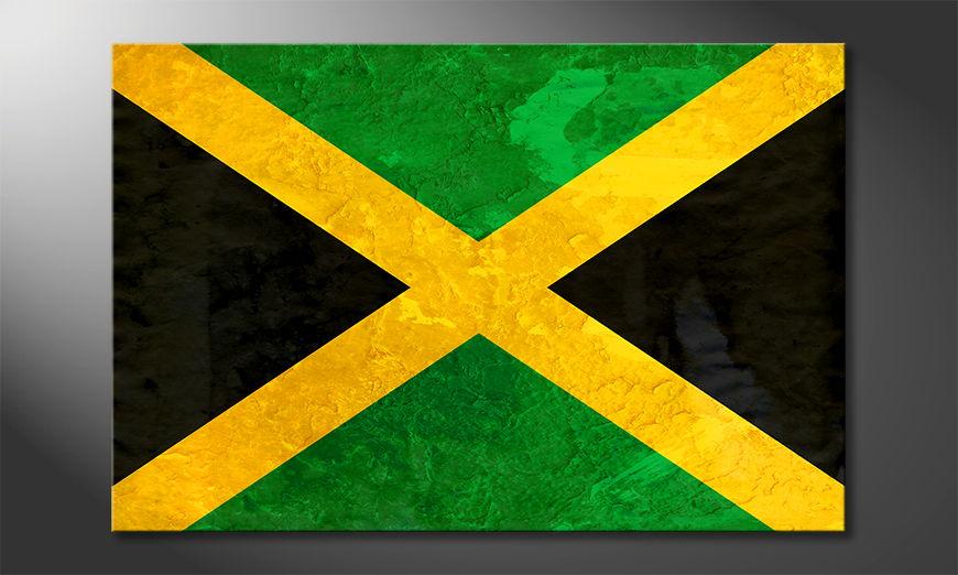 Art Print Jamaika