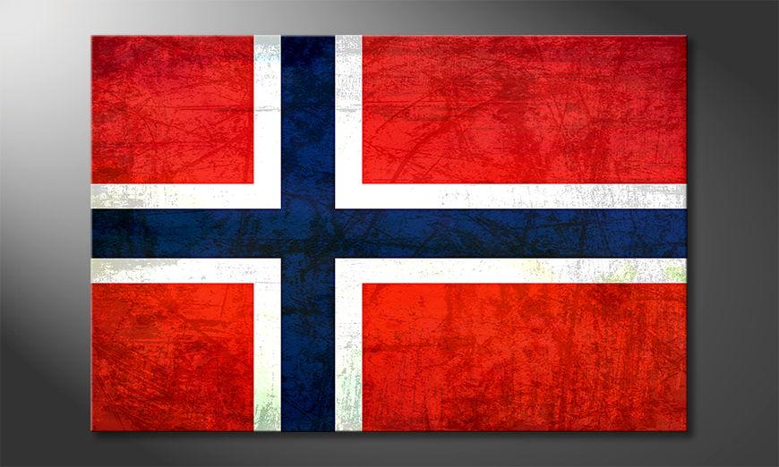 Art Print Norway