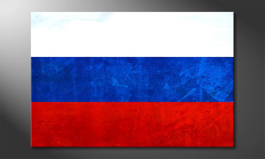 Art Print Russia