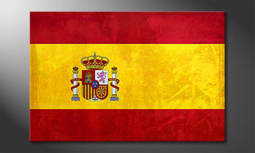 Art Print Spain