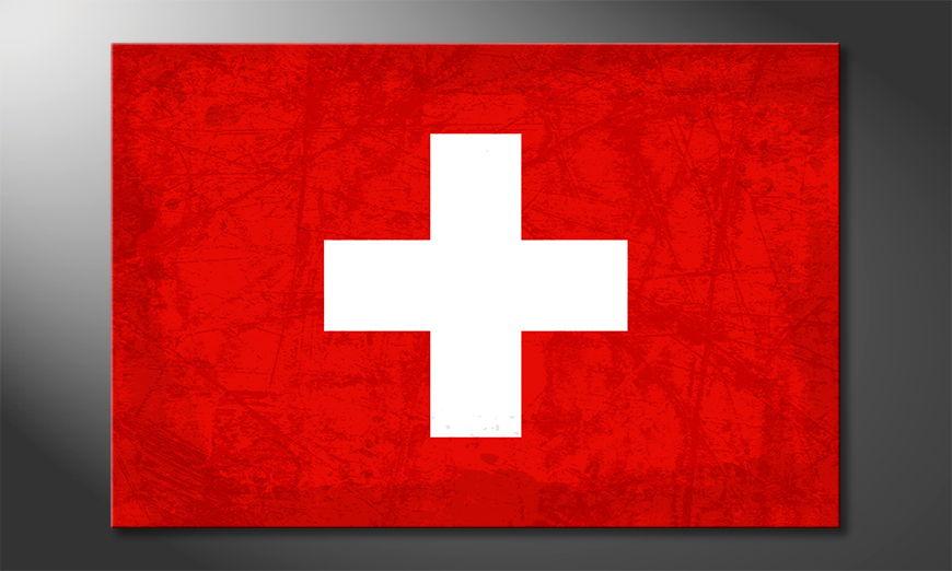 Art Print Swiss
