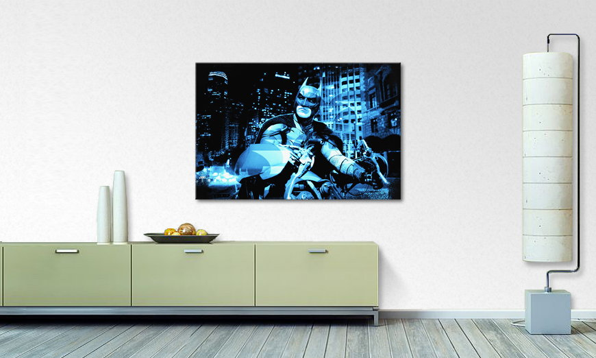 Art print Batman The Dark Knight