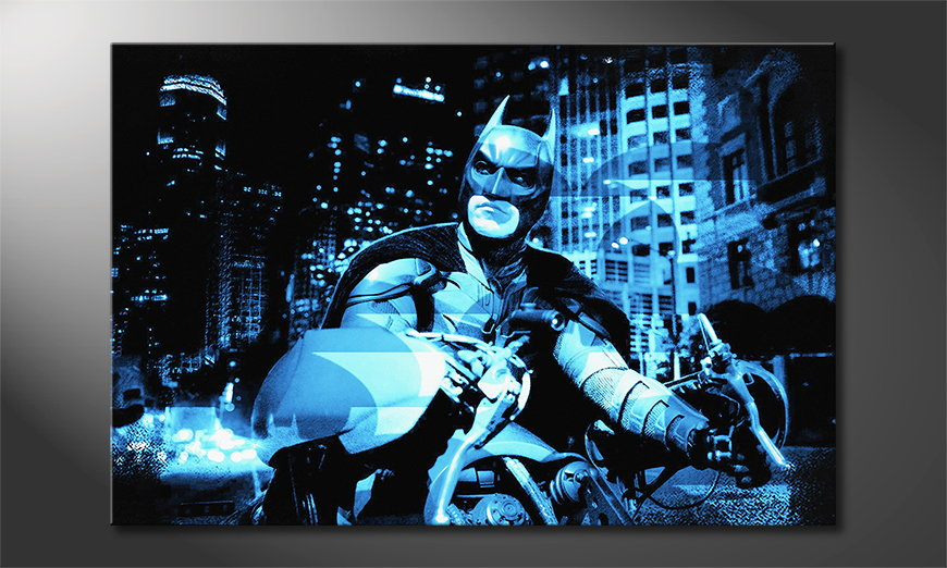 Art print Batman - The Dark Knight
