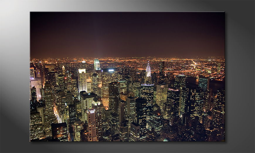 Art print Big Apple