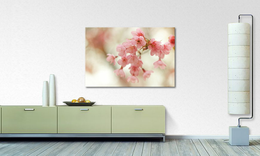 Art print Cherry Blossoms