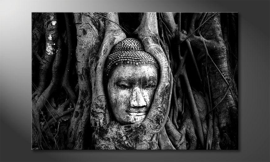 Art print Deep Rooted