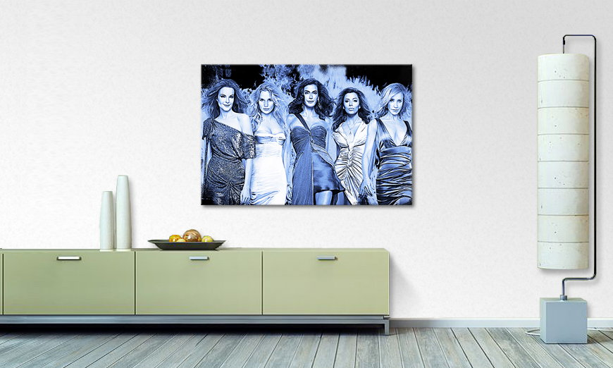 Art print Desperate Housewives