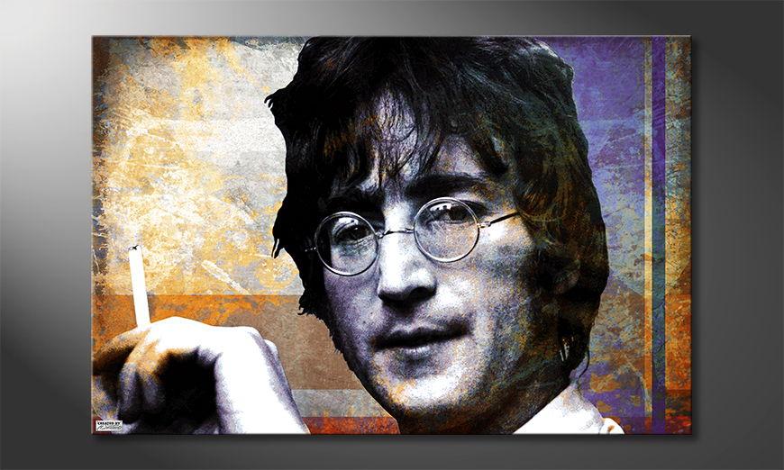 Art print Lennon