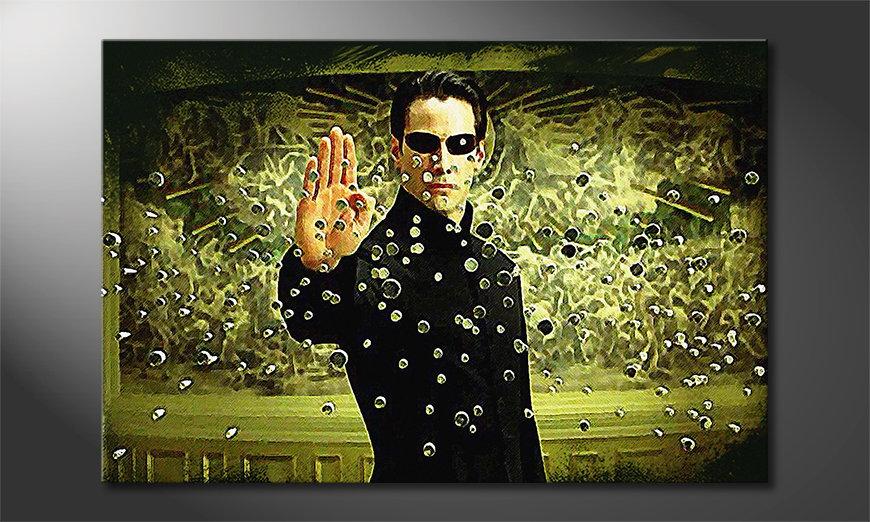 Art print Matrix Moment