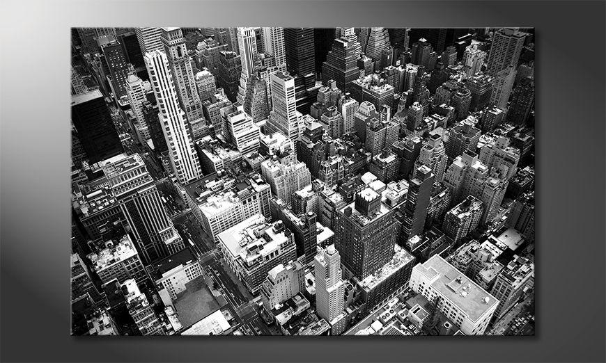 Art print NewYork City