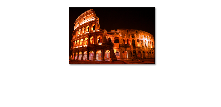 Canvas-print-Colosseum