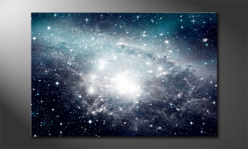 Canvas-print-Galaxy