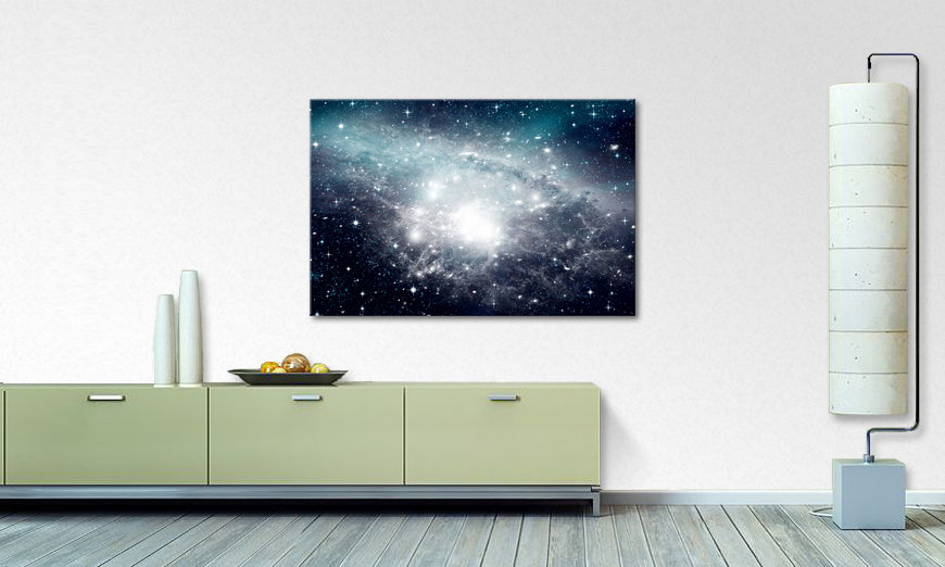 Canvas print Galaxy