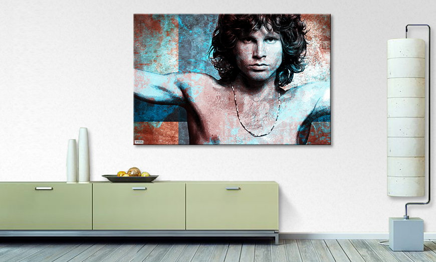 Canvas print Jim