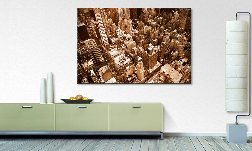Canvas print New York City