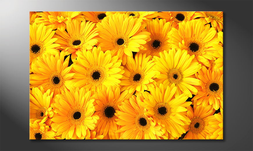 Canvas print Sunny Mood