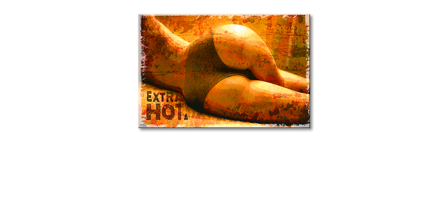 Erotic-art-print-Extra-Hot