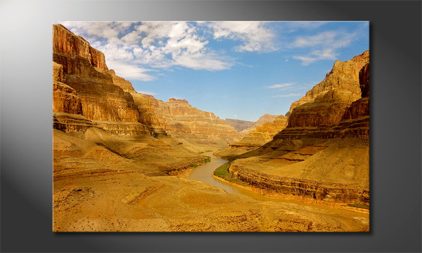 Modern-art-print-Grand-Canyon
