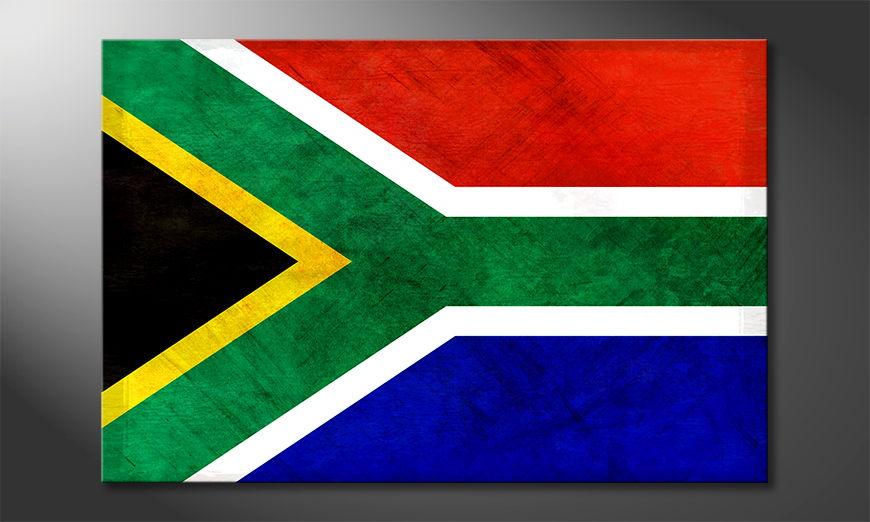 Modern canvas print  South Africa