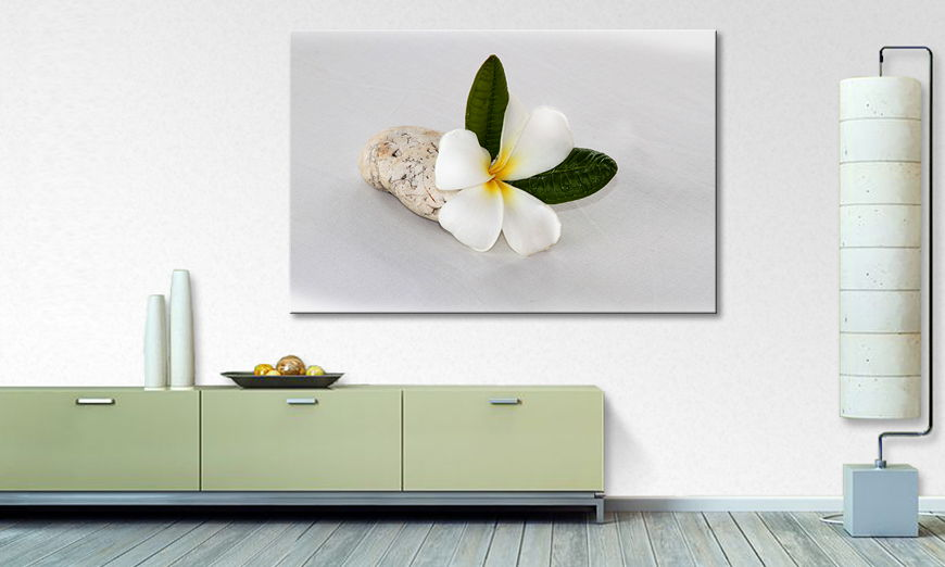 The modern art print Beauty Blossom