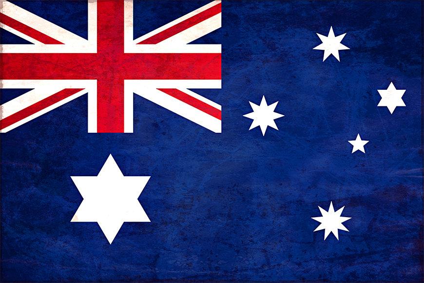 Photo-wallpaper Australia
