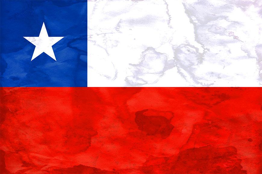 Photo-wallpaper Chile