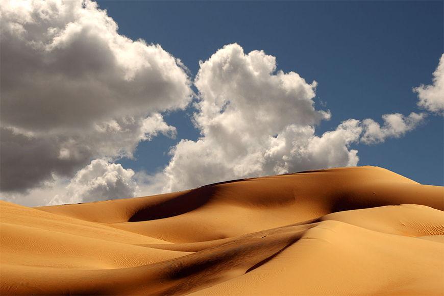Photo-wallpaper Dunes from 120x80cm