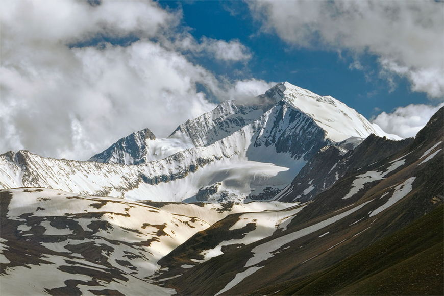 Photo wallpaper Himalaya from 120x80cm