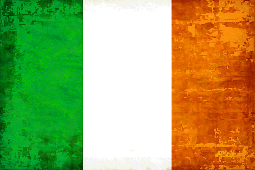Photo-wallpaper Ireland