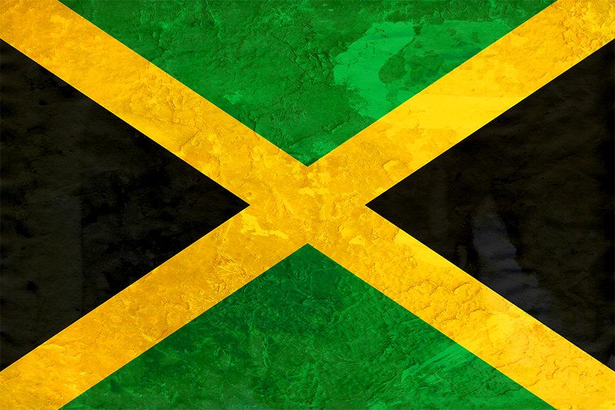 Photo-wallpaper Jamaica