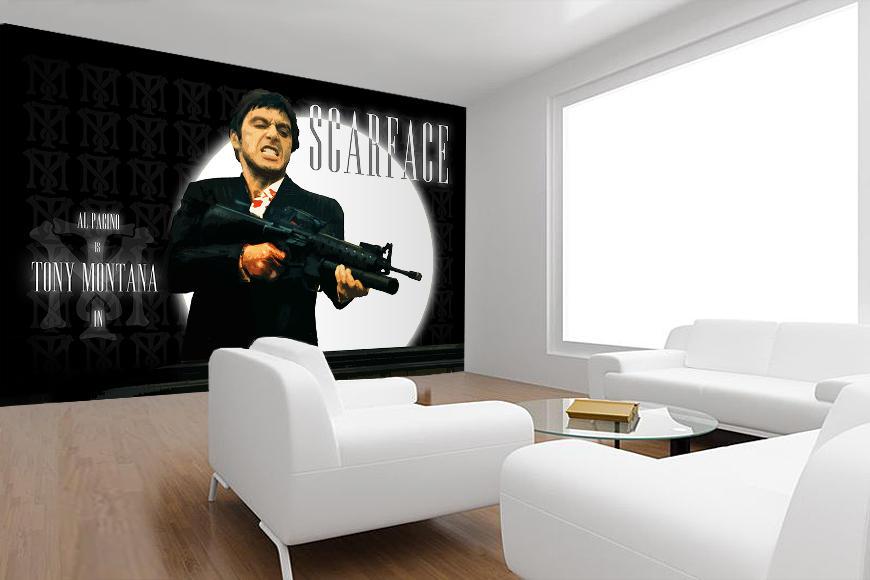 Photo Wallpaper Scarface