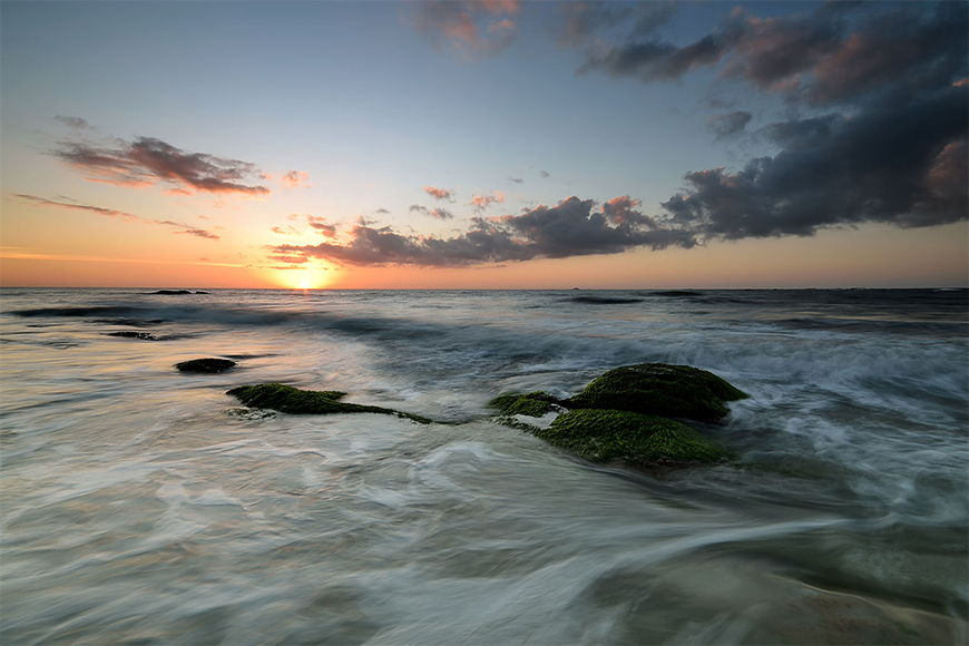 Photo-wallpaper Sunset from 120x80cm