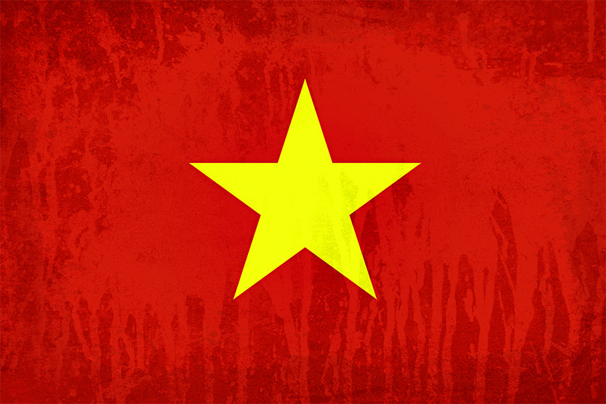 Photo-wallpaper Vietnam