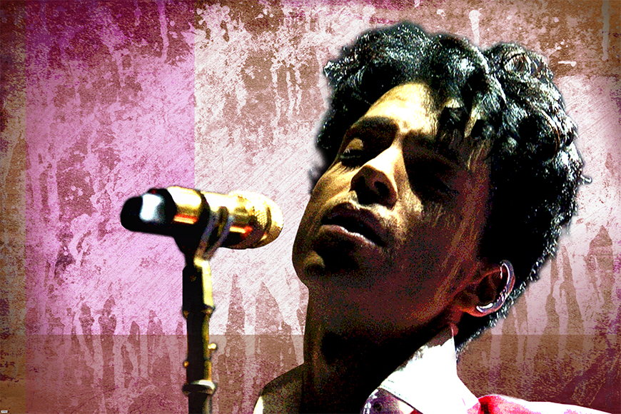 Wallpaper Prince from 120x80cm